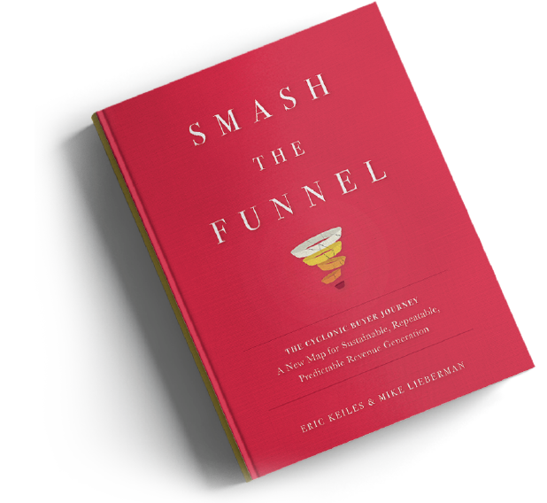 smash the funnel book cover
